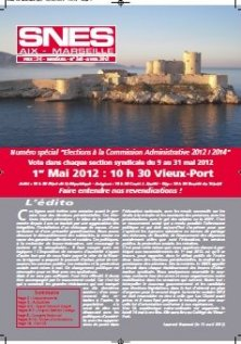 Journal n°340 Avril 2012